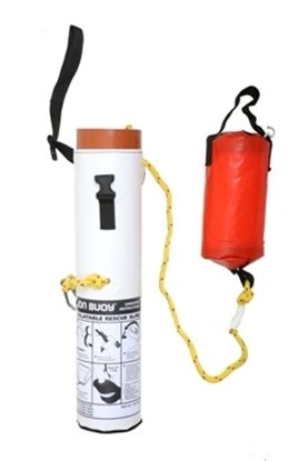 Picture of Jonbuoy rescue sling - hard case