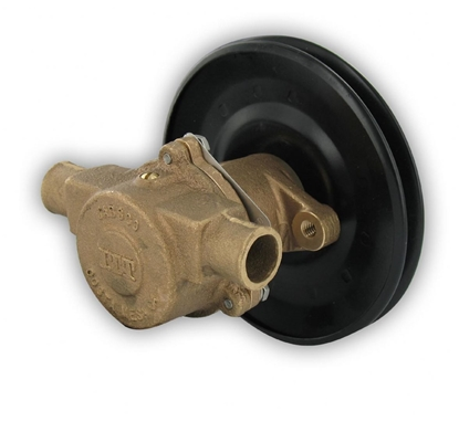 "Picture of Jabsco bracket mount 1"" Pump"