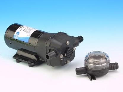 Bomba de diafragma PAR-Max 4 - 16.3 lts/m  Jabsco