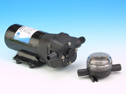 Picture of Jabsco diaphragm bilge pump PAR-Max 4 - 16.3 lts/m