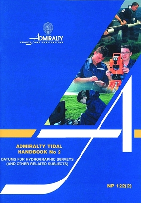 Picture of Admiralty Tidal Handbook NP122(2)