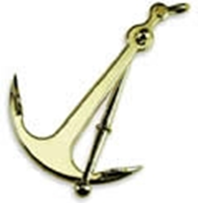 Picture of Fisherman's Anchor 335x225mm