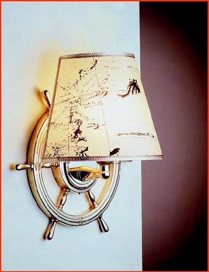 Picture of Aplique com roda de leme