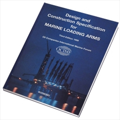 Picture of Design & Construction Specification for Marine Loading Arms 3rd
