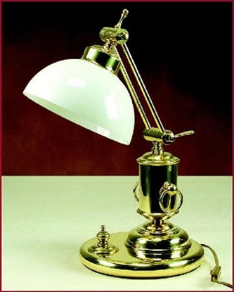 Picture of Brass table lamp