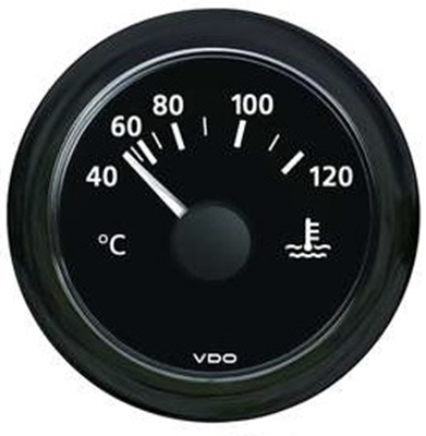 Picture of Temperature gauge Viewline 52 mm Ø