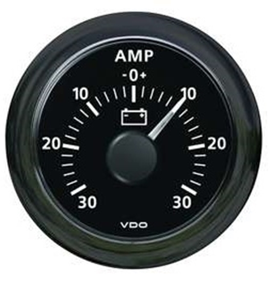 Picture of Amperímetro Viewline 52mm Ø