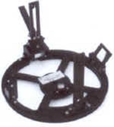 Aparelho azimutal circular