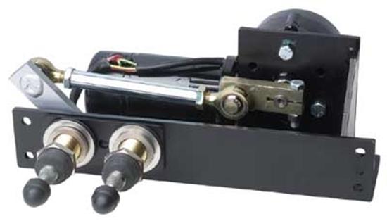 70Nm heavy duty compact wiper motor