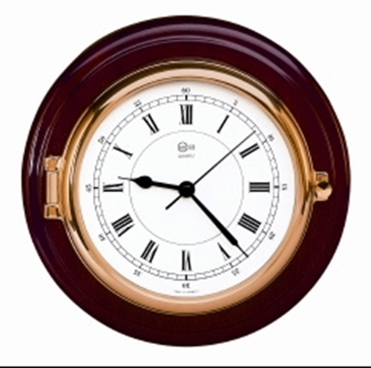 Picture of Quartz wall clock Captain series