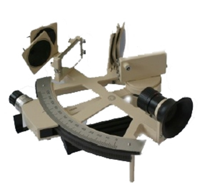 Picture of Yacht sextant - white
