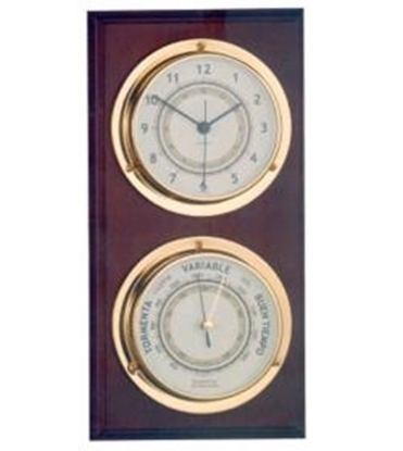 Picture of Station clock-barometer