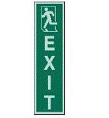 Picture of LLL Sign - exit sx