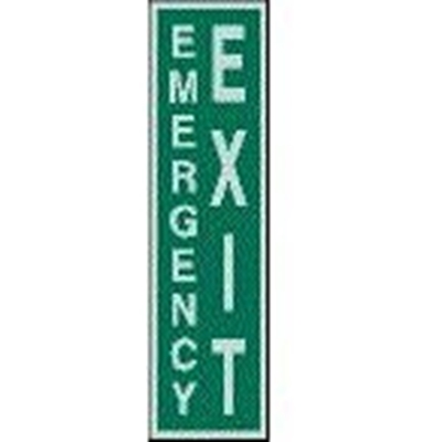 Picture of Sinal LLL - emergency exit