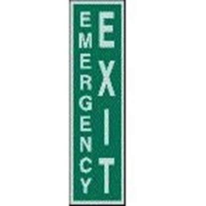 Picture of LLL Sign - emergency exit