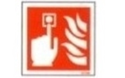 Sinal LLL - fire alarm