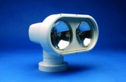 Picture of Holofote duplo com controle remoto 12V