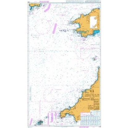 Picture of BRITISH ISLES / Approaches to the Bristol Channel