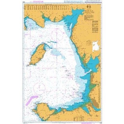 Picture of BRITISH ISLES - IRISH SEA / EASTERN PART