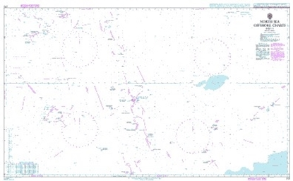 NORTH SEA OFFSHORE CHART-SHEET 8