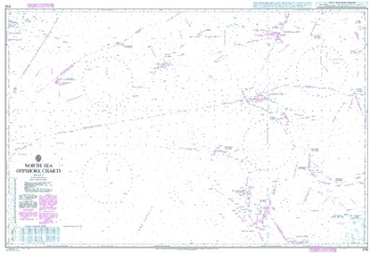 Picture of  NORTH SEA OFFSHORE CHARTS,SHEET 5