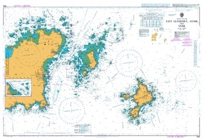 Picture of  CHANNEL ISLANDS, EAST GUERNSEY,HERM AND SARK