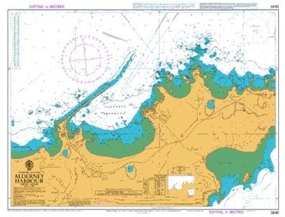 CHANNEL ISLANDS, ALDERNEY HARBOUR