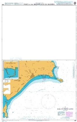 N.ATLANTIC OCEAN,PORTS IN THE ARQUIPELAGO DA MADEIRA