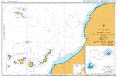 AFRICA - WEST COAST / Casablanca to Islas Canarias+Arch Madeira