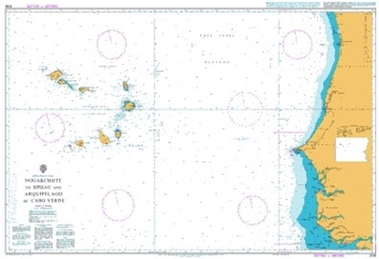 Picture of  N.ATLANTIC OCEAN,NOUAKCHOTT TO BISSAU AND ARQ.DE CABO VERDE