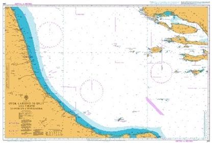 Picture of ADRIATIC SEA,OTOK LASTOVA TO SPLIT AND VIESTE TO PORTO