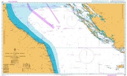 Picture of ADRIATIC SEA,OTOK VIS TO OTOK SUSAK AND S.BENEDETTO DEL TRONTO