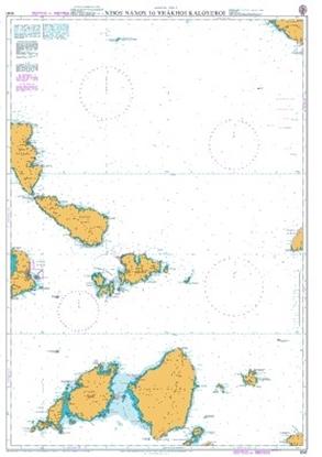 Picture of AEGEAN SEA-GREECE,NISOS NAXOS TO VRAKHOI KALOYEROI