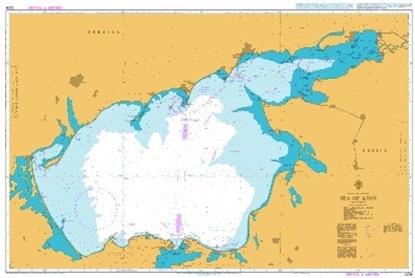 Picture of  RUSSIA AND UKRAINE,SEA OF AZOV
