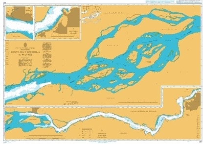ANGOLA AND CONGO, RIVER CONGO, PONTA DA CAFUMBILA TO MATADI 31/