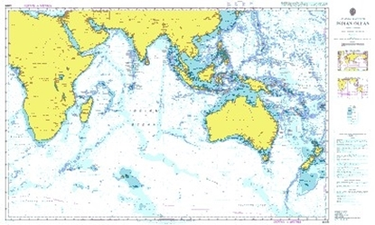 Picture of  A PLANNING CHART FOR THE INDIAN OCEAN