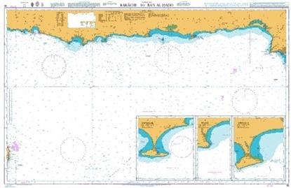 ARABIAN SEA,KARACHI TO RA S AL HADD
