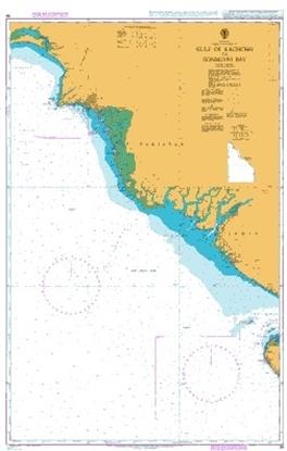 ARABIAN SEA,GULF OF KACHCHH TO SONMIANI BAY