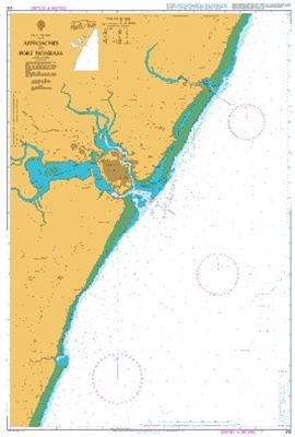 Picture of  AFRICA-EAST COAST,KENYA,APP.TO PORT MOMBASA