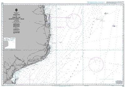 Picture of  AFRICA-EAST COAST,MOZAMBIQUE,MAPUTO TO PORTO DE BART.DIAS