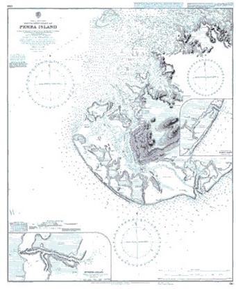 S.W.COAST OF PEMBA ISLAND.MCHENGANGAZI