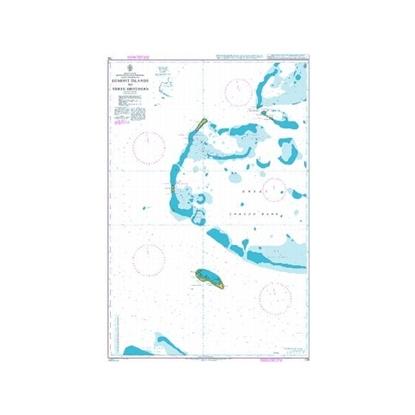 Picture of BRITISH INDIAN OCEAN TERRITORY / Chagos Archipelago - Egmont Isl