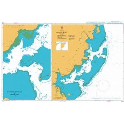 Picture of INDIAN OCEAN - MAURITIUS / Grand Port