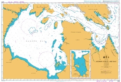 Picture of CANADA - Hudson Strait and Bay - James Bay