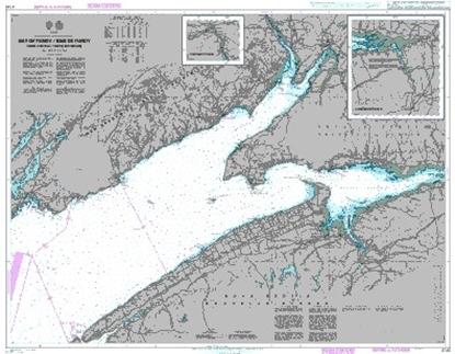 Bay of Fundy inner portion