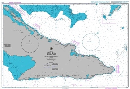 Picture of CubaEastern Sheet