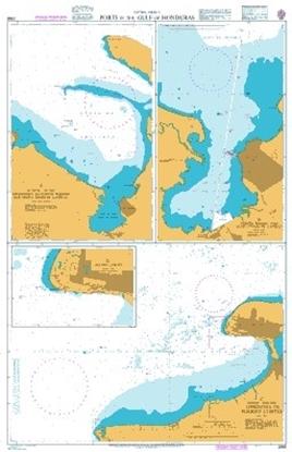 Ports in the Gulf of Honduras