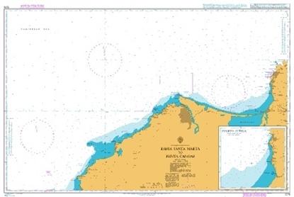 Picture of COLOMBIA - NORTH COAST / Bahia Santa Marta to Punta Canoas