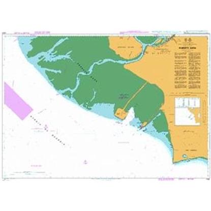 CANADA - BRITISH COLUMBIA / Strait of Georgia - Roberts Bank