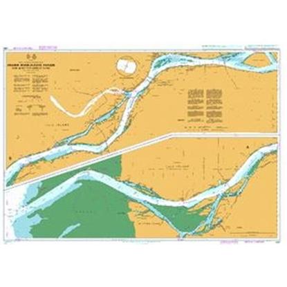 CANADA - BRITISH COLUMBIA/Fraser River-Sand Heads to Douglas Isl